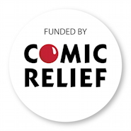 Funded by Comic Relief